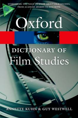 A Dictionary of Film Studies - Oxford Quick Reference (Paperback)
