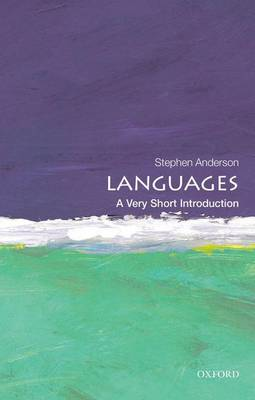 Languages: A Very Short Introduction - Very Short Introductions (Paperback)