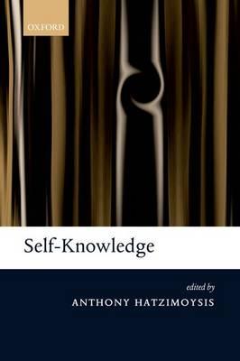 Self-Knowledge (Hardback)