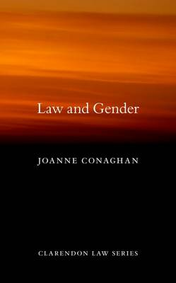 Law and Gender - Clarendon Law Series (Paperback)