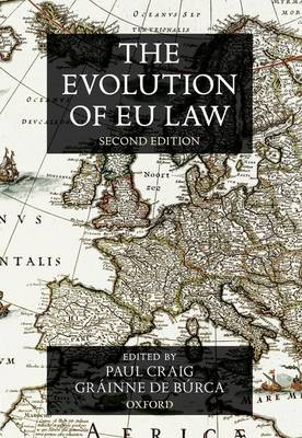 The Evolution of EU Law (Paperback)