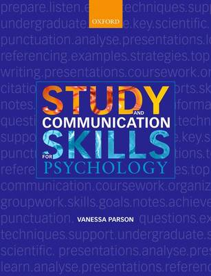 Study and Communication Skills for Psychology (Paperback)