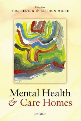Mental Health and Care Homes (Paperback)