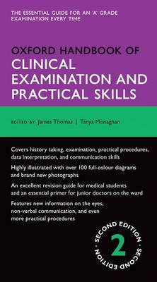 Oxford Handbook of Clinical Examination and Practical Skills - Oxford Medical Handbooks