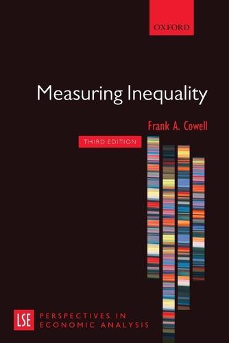 Measuring Inequality - London School of Economics Perspectives in Economic Analysis (Paperback)