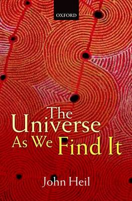 The Universe As We Find It (Hardback)