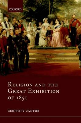 Religion and the Great Exhibition of 1851 (Hardback)