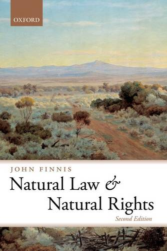 Natural Law and Natural Rights - Clarendon Law Series (Paperback)