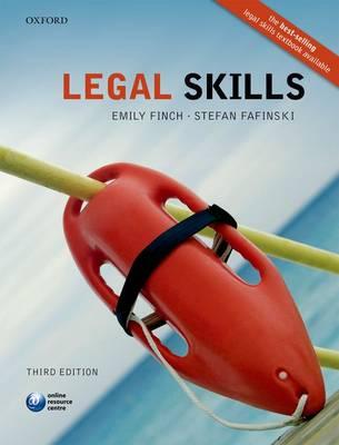 Legal Skills (Paperback)