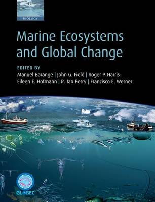 Marine Ecosystems and Global Change (Paperback)
