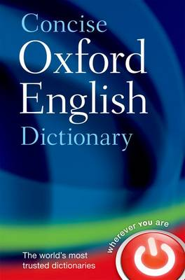 Concise Oxford English Dictionary: Main edition (Hardback)