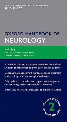 Oxford Handbook of Neurology - Oxford Medical Handbooks