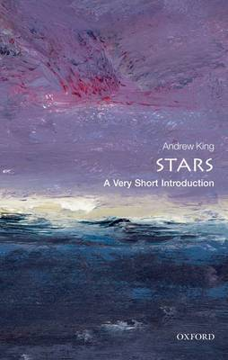 Stars: A Very Short Introduction - Very Short Introductions (Paperback)