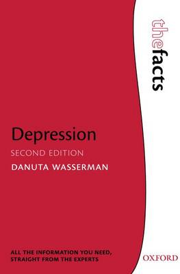 Depression - The Facts (Paperback)