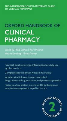 Oxford Handbook of Clinical Pharmacy - Oxford Medical Handbooks (Paperback)