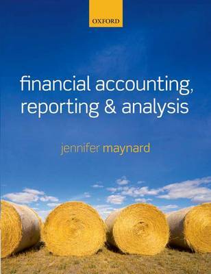 Financial Accounting, Reporting, and Analysis (Paperback)