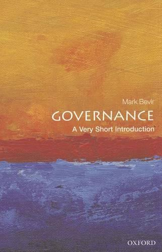 Governance: A Very Short Introduction - Very Short Introductions (Paperback)