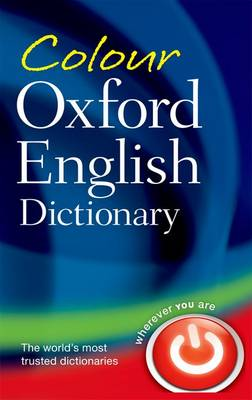 Colour Oxford English Dictionary (Paperback)