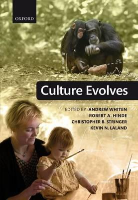 Culture Evolves (Hardback)
