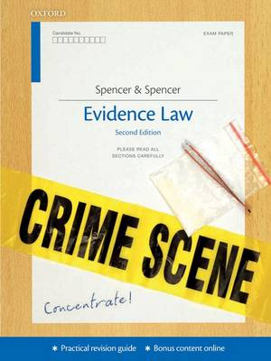 Evidence Concentrate: Law Revision and Study Guide - Concentrate (Paperback)
