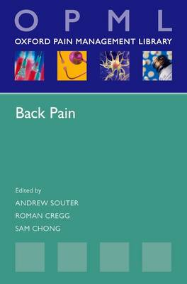 Back Pain - Oxford Pain Management Library (Paperback)