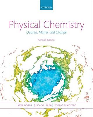 Physical Chemistry: Quanta, Matter, and Change (Paperback)