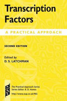 Transcription Factors: A Practical Approach - Practical Approach Series 201 (Paperback)