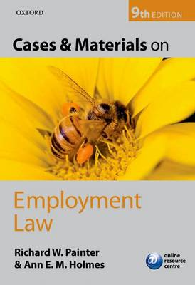 Cases and Materials on Employment Law (Paperback)