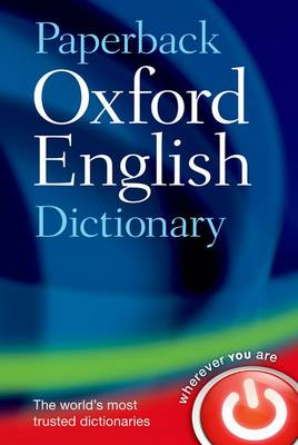 Paperback Oxford English Dictionary (Paperback)