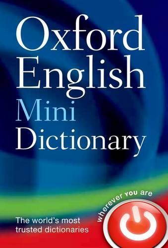 Oxford English Mini Dictionary (Paperback)
