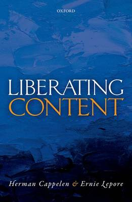 Liberating Content (Hardback)
