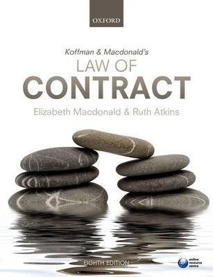 Koffman & Macdonald's Law of Contract (Paperback)