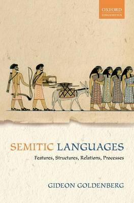 Semitic Languages: Features, Structures, Relations, Processes (Hardback)