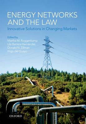 Energy Networks and the Law: Innovative Solutions in Changing Markets (Hardback)