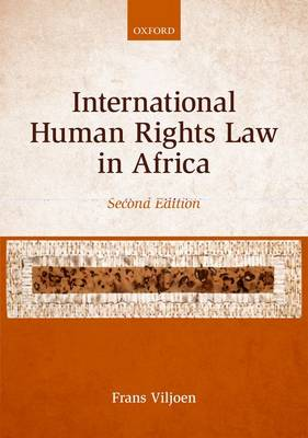 International Human Rights Law in Africa (Paperback)