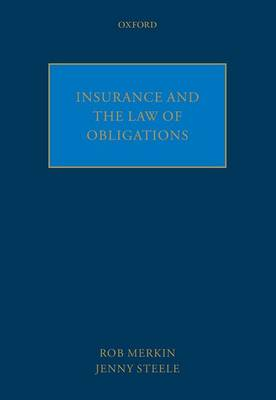Insurance and the Law of Obligations (Hardback)