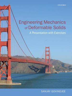 Engineering Mechanics of Deformable Solids: A Presentation with Exercises (Hardback)