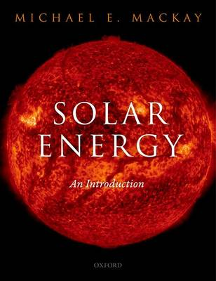 Solar Energy: An Introduction (Paperback)