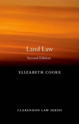 Land Law - Clarendon Law Series (Paperback)