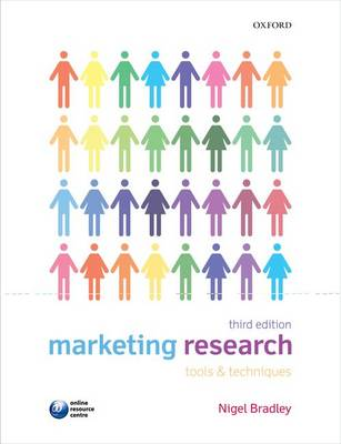 Marketing Research: Tools and Techniques (Paperback)