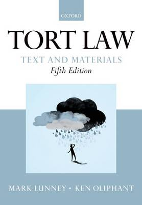 Tort Law: Text and Materials (Paperback)