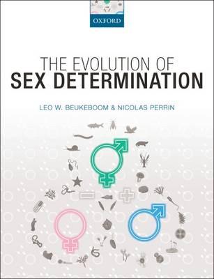 The Evolution of Sex Determination (Hardback)