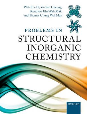 Problems in Structural Inorganic Chemistry (Paperback)