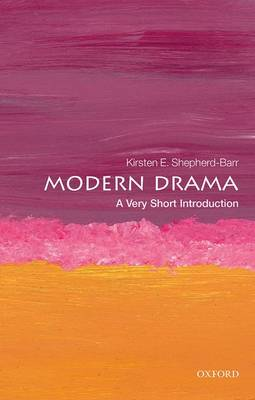 Modern Drama: A Very Short Introduction - Very Short Introductions (Paperback)