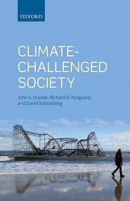 Climate-Challenged Society (Paperback)