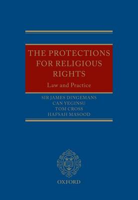 The Protections for Religious Rights: Law and Practice (Hardback)
