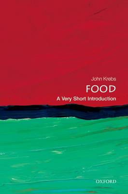 Food: A Very Short Introduction - Very Short Introductions (Paperback)