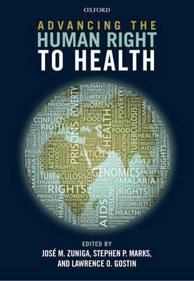 Advancing the Human Right to Health (Hardback)