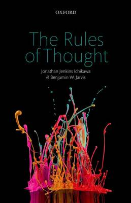 The Rules of Thought (Hardback)