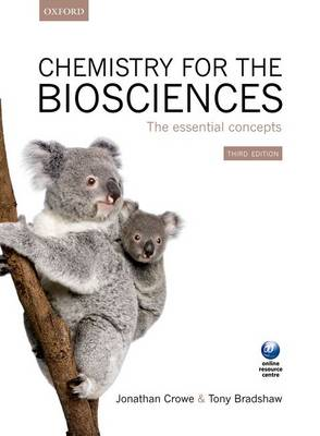Chemistry for the Biosciences: The Essential Concepts (Paperback)